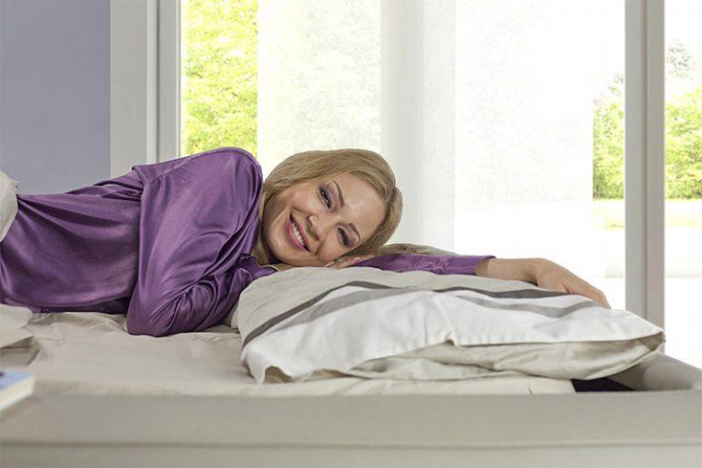 Come selezionare l'altezza del materasso nel divano letto ...